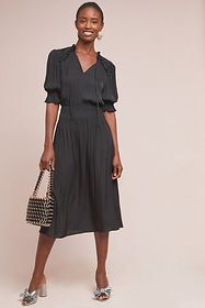 Anthropologie Cape May Midi Dress