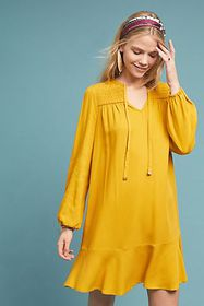 Anthropologie Ragonda Tunic Dress