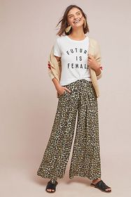 Anthropologie The Future is Female Graphic Tee