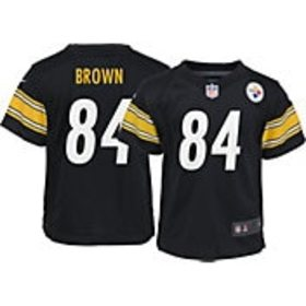 Nike Toddler Home Game Jersey Pittsburgh Steelers