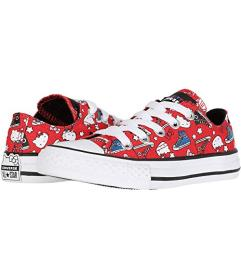 Converse Fiery Red/Black/White