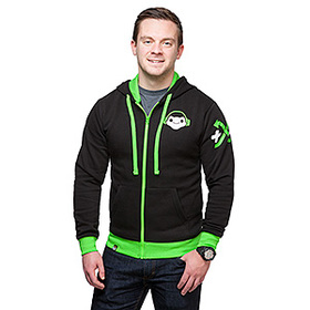 Overwatch Lucio Ultimate Hoodie