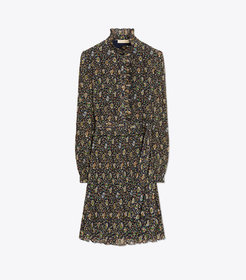 Tory Burch PRINTED DENEUVE DRESS