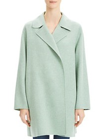 Theory - Wool & Cashmere Car Coat