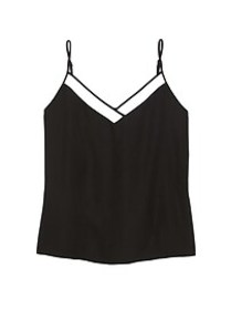 Petite Color-Blocked Camisole