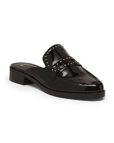 MARC FISHER LTD Patent Leather Mules