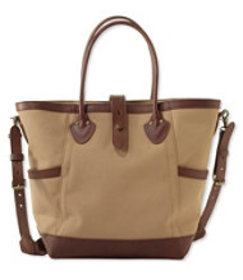 LL Bean Signature Men's West Branch Versatile Tote