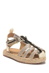 OshKosh Ashby Espadrille Sandal (Toddler & Little