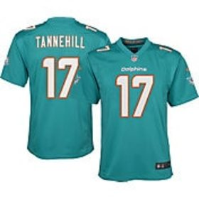 Nike Youth Home Game Jersey Miami Dolphins Ryan Ta