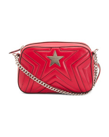 STELLA MCCARTNEY Made In Italy Quilted Crossbody