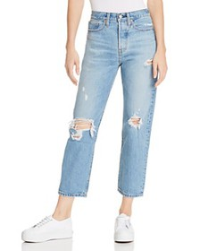 Levi's - Wedgie Straight Jeans in Authentically Yo