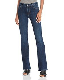 J Brand - Sallie Mid Rise Bootcut Jeans in Reprise