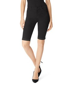 J Brand - 811 Denim Bermuda Shorts in Vanity