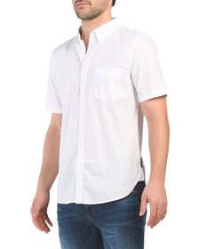 FRENCH CONNECTION Marine Dot Shirt