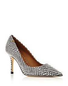 Tory Burch - Women's Penelope Pointed Toe Leather