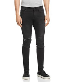 G-STAR RAW - 5620 3D Zip-Knee Skinny Fit Jeans in