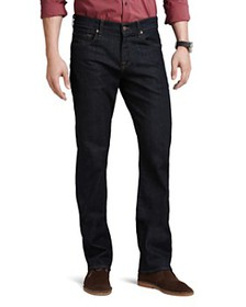 7 For All Mankind - Carsen Relaxed Fit Jeans in Da