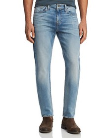 7 For All Mankind - Slimmy Slim Fit Jeans in Conqu