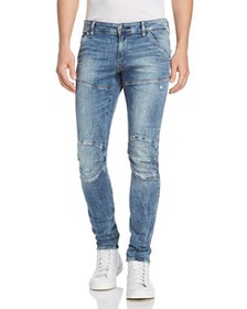 G-STAR RAW - 5620 3D Super Slim Fit Jeans in Light