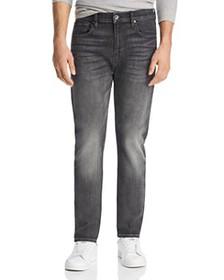 7 For All Mankind - Adrien Slim Fit Jeans in Authe