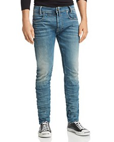 G-STAR RAW - STAQ 3D Skinny Fit Jean in Medium Vin