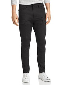 G-STAR RAW - Rovic Zip 3D Skinny Fit Jeans in Raw