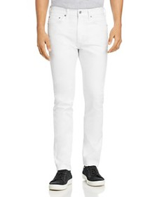 Levi's - 511 Slim Fit Jeans in White Bull