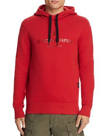 G-STAR RAW - Graphic 34 Core Logo-Print Hooded Swe