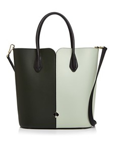 kate spade new york - Large Color-Block Leather To