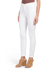 7 FOR ALL MANKIND High Waisted Ankle Gwenevere Jea