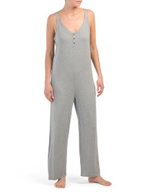 C&C CALIFORNIA Heather Jumpsuit