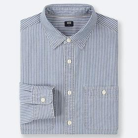 MEN HICKORY WORK LONG-SLEEVE SHIRT (ONLINE EXCLUSI