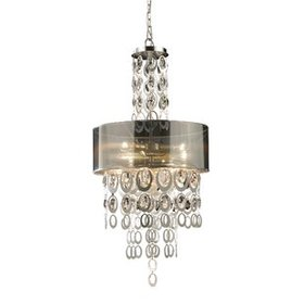 Hiser 3-Light Drum Chandelier