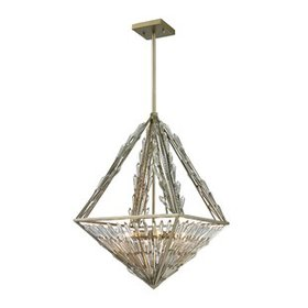 Gillian 6-Light Bowl Pendant