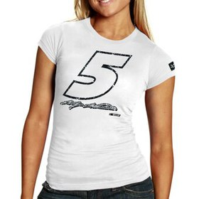 Chase Authentics Kasey Kahne Women's Big Number T-