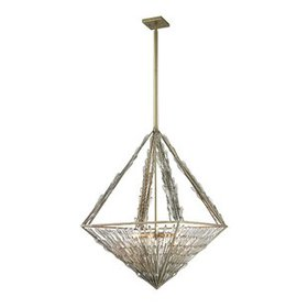 Gillian 8-Light Bowl Pendant