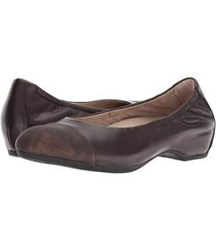 Dansko Chocolate Burnished Nubuck