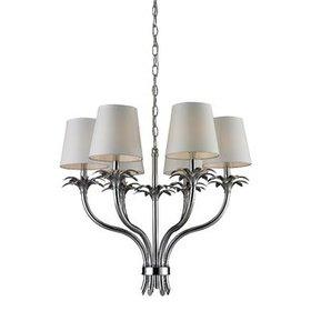 Hawkesbury 6-Light Shaded Chandelier
