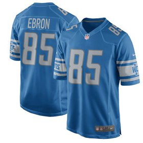 Eric Ebron Detroit Lions Nike Youth 2017 Game Jers