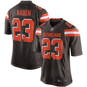 Joe Haden Cleveland Browns Nike Youth Limited Jers
