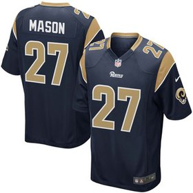 Tre Mason Los Angeles Rams Nike Youth Game Jersey