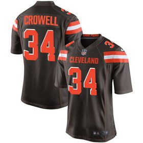 Isaiah Crowell Cleveland Browns Nike Youth Team Co