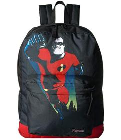 JanSport Incredibles Saving The Day