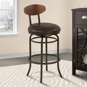 "Meggie 26"" Swivel Bar Stool"
