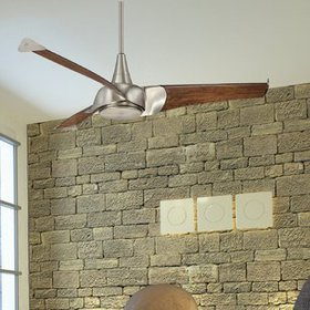 "55"" Dilbeck 3-Blade Ceiling Fan"