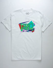 NEON RIOT Stay Fresh Mens T-Shirt_
