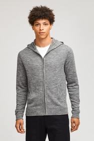 Wool Cashmere Hoodie