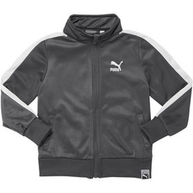 Puma BRUSHED BACK POLY TRICOT T7 TRACK JACKET- INF