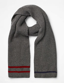 Boden Cashmere Knitted Scarf