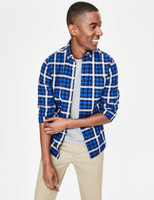 Boden Slim Fit Casual Twill Shirt